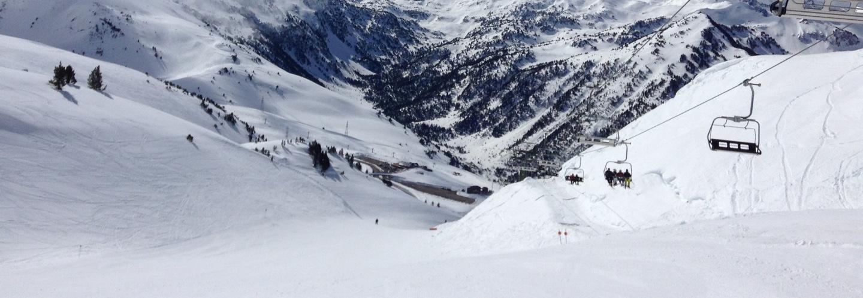 Pistas de esquí Baqueira
